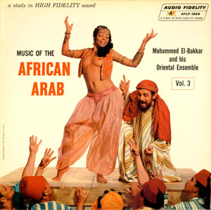 Music of the African Arab: Music of the Middle East Vol. 3
